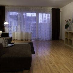 Отель Hotel Petersburg Германия, Дюссельдорф - отзывы, цены и фото номеров - забронировать отель Hotel Petersburg онлайн комната для гостей фото 5