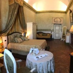 Отель Castello di Limatola Сан-Никола-ла-Страда в номере фото 2