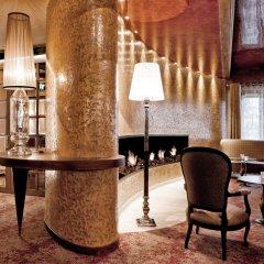 Tschuggen Grand Hotel Arosa интерьер отеля