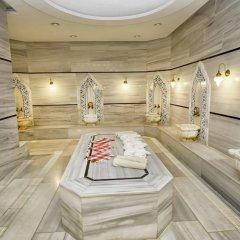 Отель Orkis Palace Thermal & Spa сауна