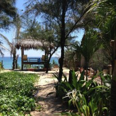 Отель Sea Sun Homestay пляж фото 2