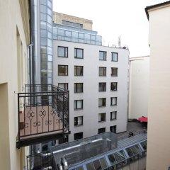 Отель Alveo Suites Чехия, Прага - отзывы, цены и фото номеров - забронировать отель Alveo Suites онлайн балкон