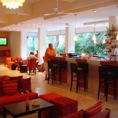 Ipsos Beach Hotel гостиничный бар