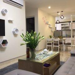Апартаменты Viet Apartment - New Life Tower Block C комната для гостей фото 2