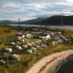 Отель Tjeldsundbrua Camping фото 9