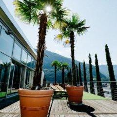 Отель Four Points by Sheraton Bolzano Больцано приотельная территория фото 2