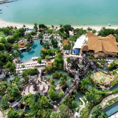 Отель Centara Grand Mirage Beach Resort Pattaya бассейн