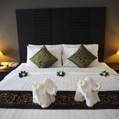 Отель Samaya Bura Beach Resort - Koh Samui комната для гостей