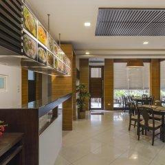 Отель Kv Mansion Бангкок интерьер отеля