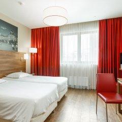Гостиница Адажио Москва Павелецкая комната для гостей фото 4