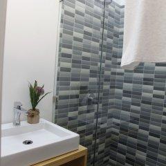 Отель Coyoacan-inn Guesthouse Мексика, Мехико - отзывы, цены и фото номеров - забронировать отель Coyoacan-inn Guesthouse онлайн ванная