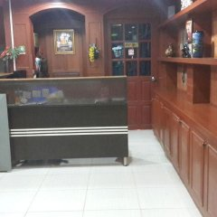 Silla Patong Hostel гостиничный бар