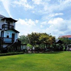 Отель Daegwalnyeong Beauty House Pension Южная Корея, Пхёнчан - отзывы, цены и фото номеров - забронировать отель Daegwalnyeong Beauty House Pension онлайн спортивное сооружение