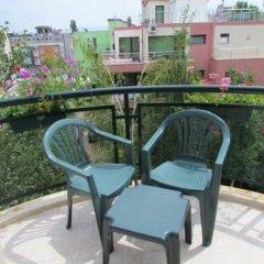 Отель Aurelia Болгария, Солнечный берег - отзывы, цены и фото номеров - забронировать отель Aurelia онлайн балкон