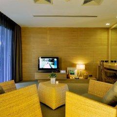 Отель Oun Hotel Bangkok Таиланд, Бангкок - отзывы, цены и фото номеров - забронировать отель Oun Hotel Bangkok онлайн комната для гостей фото 4