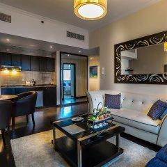 Отель First Central Hotel Suites ОАЭ, Дубай - 11 отзывов об отеле, цены и фото номеров - забронировать отель First Central Hotel Suites онлайн комната для гостей фото 3