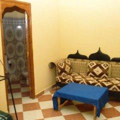 Отель Auberge La Source Марокко, Мерзуга - отзывы, цены и фото номеров - забронировать отель Auberge La Source онлайн балкон
