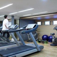 Отель FRESH Афины фитнесс-зал