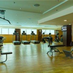 Отель Park Regis Kris Kin Hotel ОАЭ, Дубай - 10 отзывов об отеле, цены и фото номеров - забронировать отель Park Regis Kris Kin Hotel онлайн фитнесс-зал фото 3