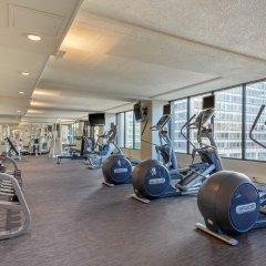 Отель Omni Mont-Royal Канада, Монреаль - отзывы, цены и фото номеров - забронировать отель Omni Mont-Royal онлайн фитнесс-зал фото 2