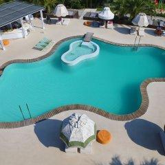 Отель Ekies All Senses Resort Греция, Ситония - отзывы, цены и фото номеров - забронировать отель Ekies All Senses Resort онлайн бассейн фото 3