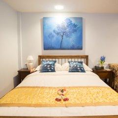 Отель Nine Design Place Таиланд, Бангкок - 1 отзыв об отеле, цены и фото номеров - забронировать отель Nine Design Place онлайн комната для гостей фото 4