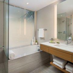 Отель InterContinental Los Angeles Downtown США, Лос-Анджелес - отзывы, цены и фото номеров - забронировать отель InterContinental Los Angeles Downtown онлайн ванная фото 2