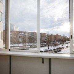 Апартаменты Apartment Etazhy Tokarey-Kraulya Екатеринбург балкон
