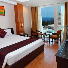 Отель Kim Hoang Long Нячанг комната для гостей фото 3