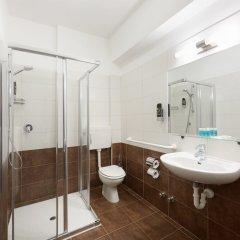 Hotel Asterix Больцано ванная