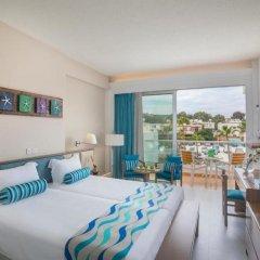 Отель Cavo Maris Beach комната для гостей фото 2