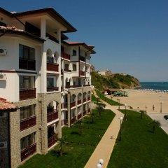 Отель ARENA Aparthotel Свети Влас пляж