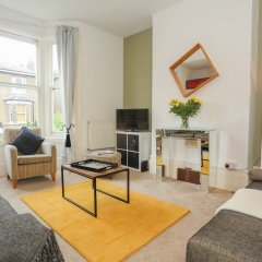 Отель Super 2 bed flat in Greenwich комната для гостей фото 5