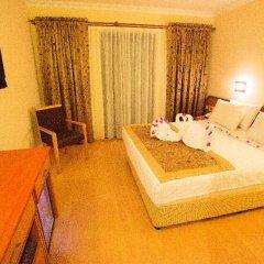 Отель Liberty Hotels Oludeniz 4* Стандартный номер с различными типами кроватей фото 6