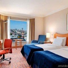 Отель Ankara Hilton комната для гостей фото 4