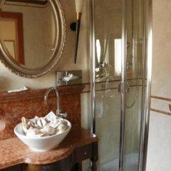 Hotel Finkenhof Сцена ванная