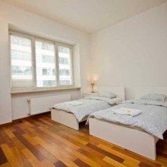 Апартаменты P&O Apartments Wiejska комната для гостей фото 4