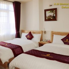 A.m Memory Hotel Далат комната для гостей фото 3
