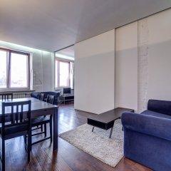 Апартаменты СТН Апартаменты на Караванной Стандартный номер с разными типами кроватей фото 29