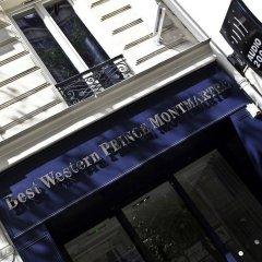 Отель Best Western Prince Montmartre Франция, Париж - 2 отзыва об отеле, цены и фото номеров - забронировать отель Best Western Prince Montmartre онлайн фитнесс-зал