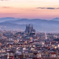 Отель Bbarcelona Sant Jordi Flat Барселона фото 4