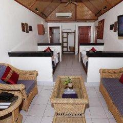 Отель Friendship Beach Resort & Atmanjai Wellness Centre 3* Стандартный номер с разными типами кроватей фото 10
