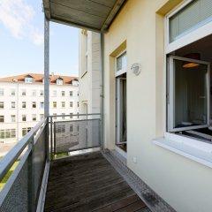 Апартаменты City Park Apartment 21 балкон