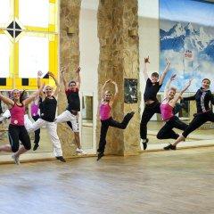 Braavo Spa Hotel фитнесс-зал фото 3