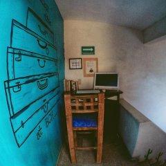 Baja's Cactus Hostel Кабо-Сан-Лукас удобства в номере фото 2