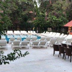 Отель Festival Tekirova Кемер бассейн