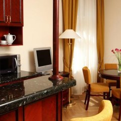 Отель Elysee Чехия, Прага - отзывы, цены и фото номеров - забронировать отель Elysee онлайн удобства в номере фото 2