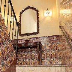 Отель Pensión Azahar бассейн