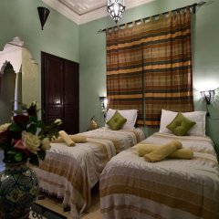 Отель Dar Asdika Марокко, Марракеш - отзывы, цены и фото номеров - забронировать отель Dar Asdika онлайн комната для гостей фото 3