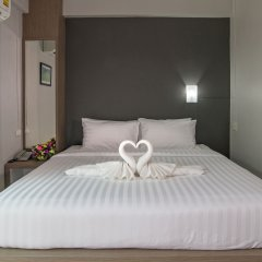 Отель Lada Krabi Express Таиланд, Краби - отзывы, цены и фото номеров - забронировать отель Lada Krabi Express онлайн комната для гостей фото 4